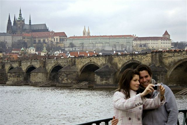 Pražské panorama (projekt ERASE)